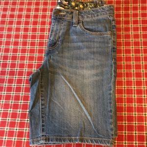 St. Johns bay denim shorts